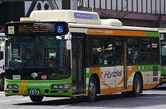 10m級の市バス (wikipediaより)