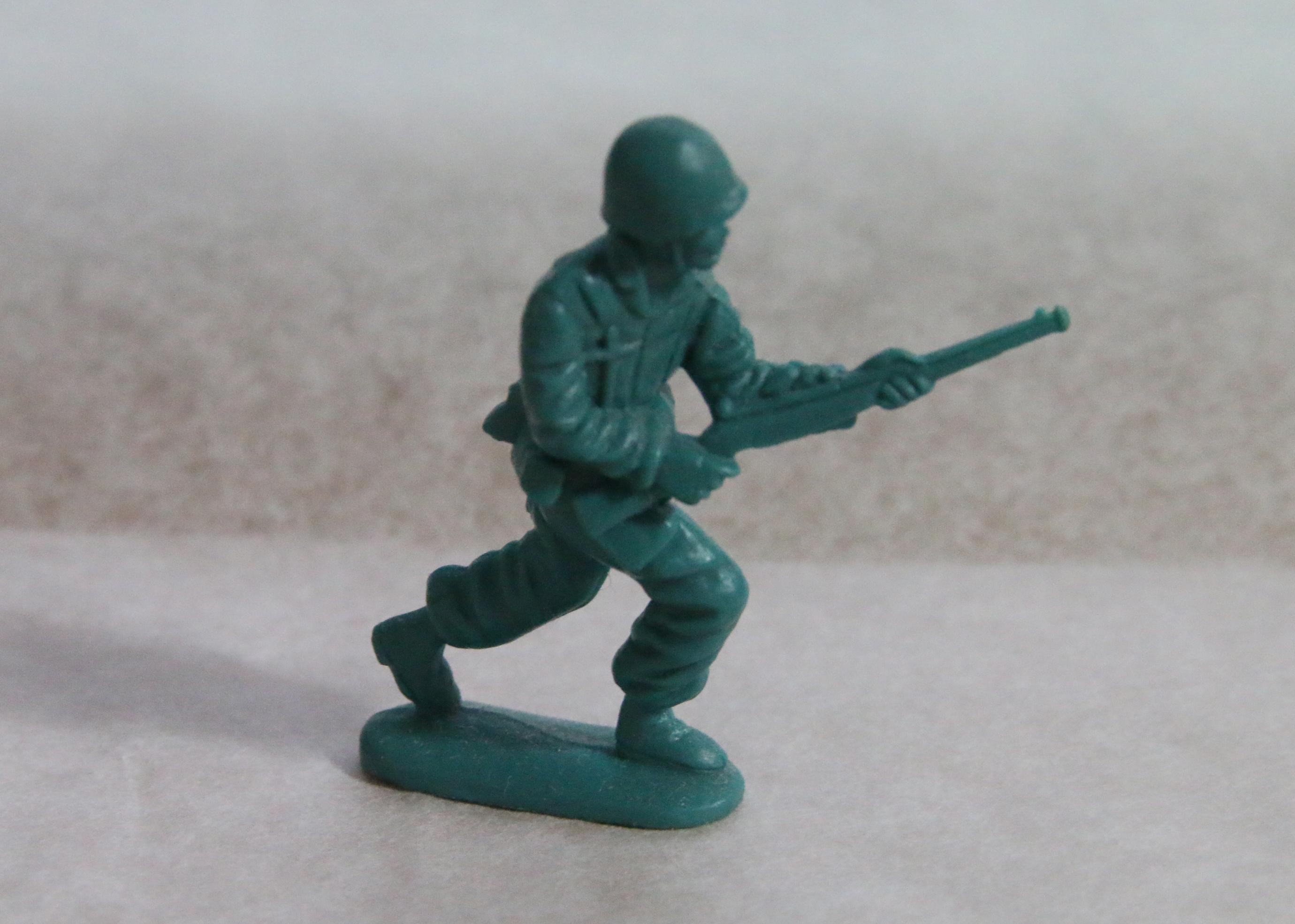 写真1:ただの兵士