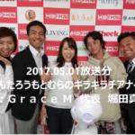 【ラジオ】キラキラチアナイト2回目出演データ