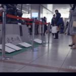 名古屋駅前の撮影